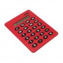 Buddy számológép A4-es méret,piros