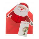 """""""Poxtal"""" karácsonyi képeslap"""