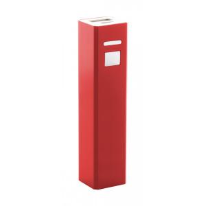 """Thazer"" USB power bank , piros"