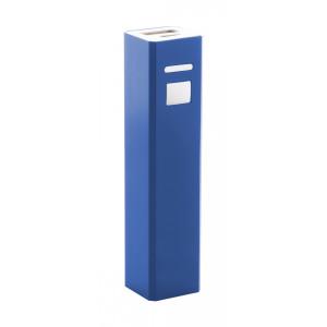 """Thazer"" USB power bank , kék"