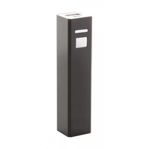 """Thazer"" USB power bank , fekete"