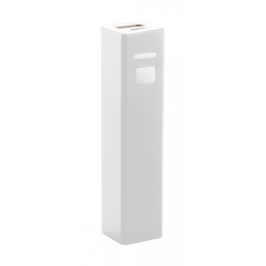 """Thazer"" USB power bank , fehér"