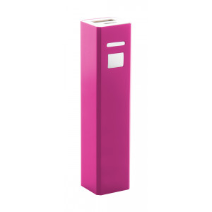 """Thazer"" USB power bank , pink"