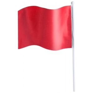 """""""Rolof"""" zászló , piros"""