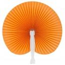 Stilo legyező, narancssárga
