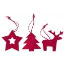 """""""Stuck"""" karácsonyfa dekoráció szett"""