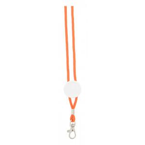 """""""Perux"""" nyakpánt , narancssárga"""
