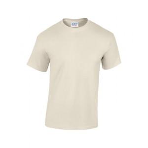GILDAN® HEAVY COTTON kereknyakú póló  185gr, Natural,