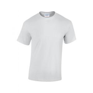 GILDAN® HEAVY COTTON kereknyakú póló  185gr, White,