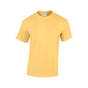 GILDAN® HEAVY COTTON kereknyakú póló  185gr, Yellow haze,
