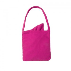 """""""Peck"""" törölköző táska , pink"""