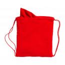 """""""Kirk"""" törölköző táska , piros"""