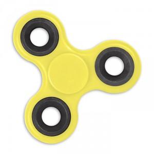 Fidget Spinner, sárga