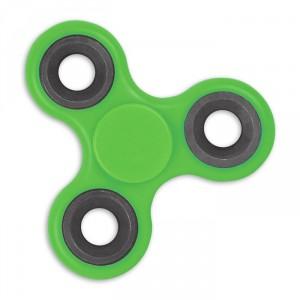 Fidget Spinner, zöld
