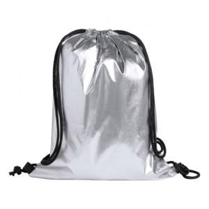 """""""Alexin"""" hátizsák ,ezüst"""