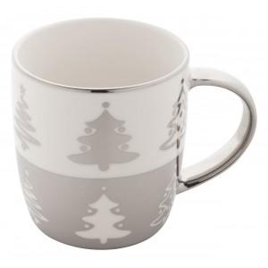 """""""Proxxy"""" karácsonyi bögre , ezüst"""