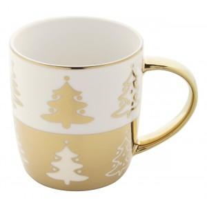 """""""Proxxy"""" karácsonyi bögre , arany"""