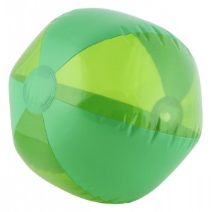 Navagio strandlabda , zöld