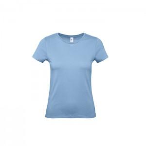 150gr B&C kereknyakú póló, Sky Blue