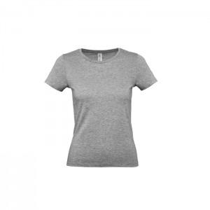 150gr B&C kereknyakú póló, Sport Grey