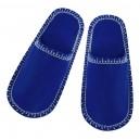 Cholits vendégpapucs ,kék