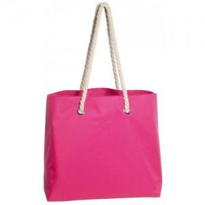 CAPRI strandtáska, rózsaszín