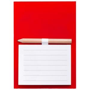 Yakari mágneses jegyzetlap , piros