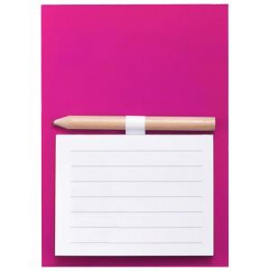 Yakari mágneses jegyzetlap , pink