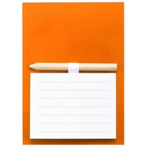 Yakari mágneses jegyzetlap , narancssárga