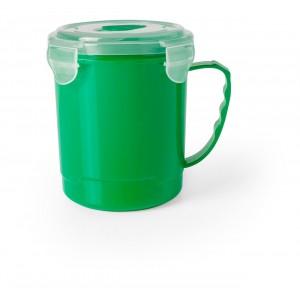 Gorex fedeles bögre , zöld