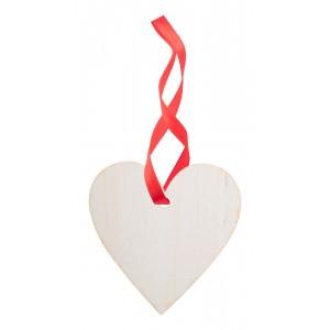 WoXmas karácsonyfa dísz, szív