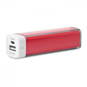 Power Bank, piros