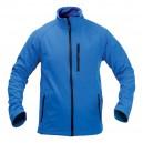 Molter soft shell kabát , kék