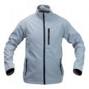 Molter soft shell kabát , világos szürke