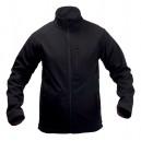 Molter soft shell kabát , fekete