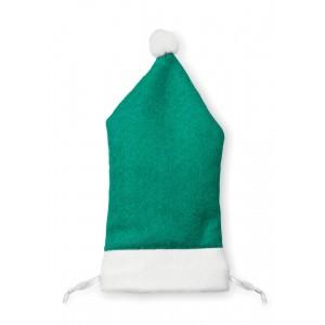 Zisuk ajándéktasak , zöld