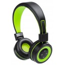 Tresor fejhallgató , zöld
