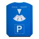 ScraPark parkolóóra jégkaparóval , kék
