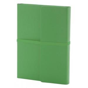 Clapp jegyzetfüzet , zöld