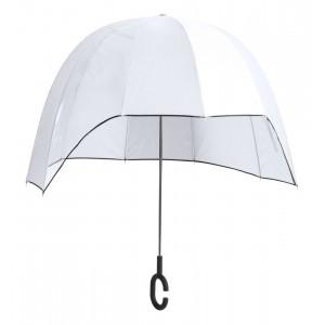 Babylon esernyő , fehér