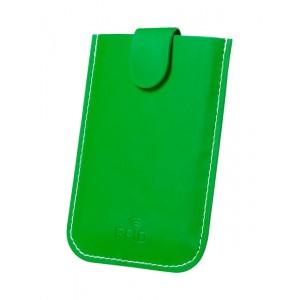 Serbin bankkártyatartó , zöld