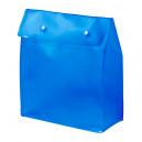 Claris kozmetikai táska , kék