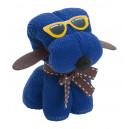 Rustuff törölköző , kék