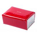 Winton papírzsebkendő , piros