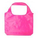 Karent összehajtható bevásárlótáska , pink