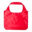 Karent összehajtható bevásárlótáska , piros
