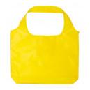 Karent összehajtható bevásárlótáska , sárga