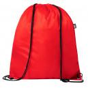 Lambur hátizsák , piros
