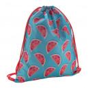 CreaDraw hátizsák , piros