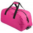 Bertox gurulós sporttáska , pink
